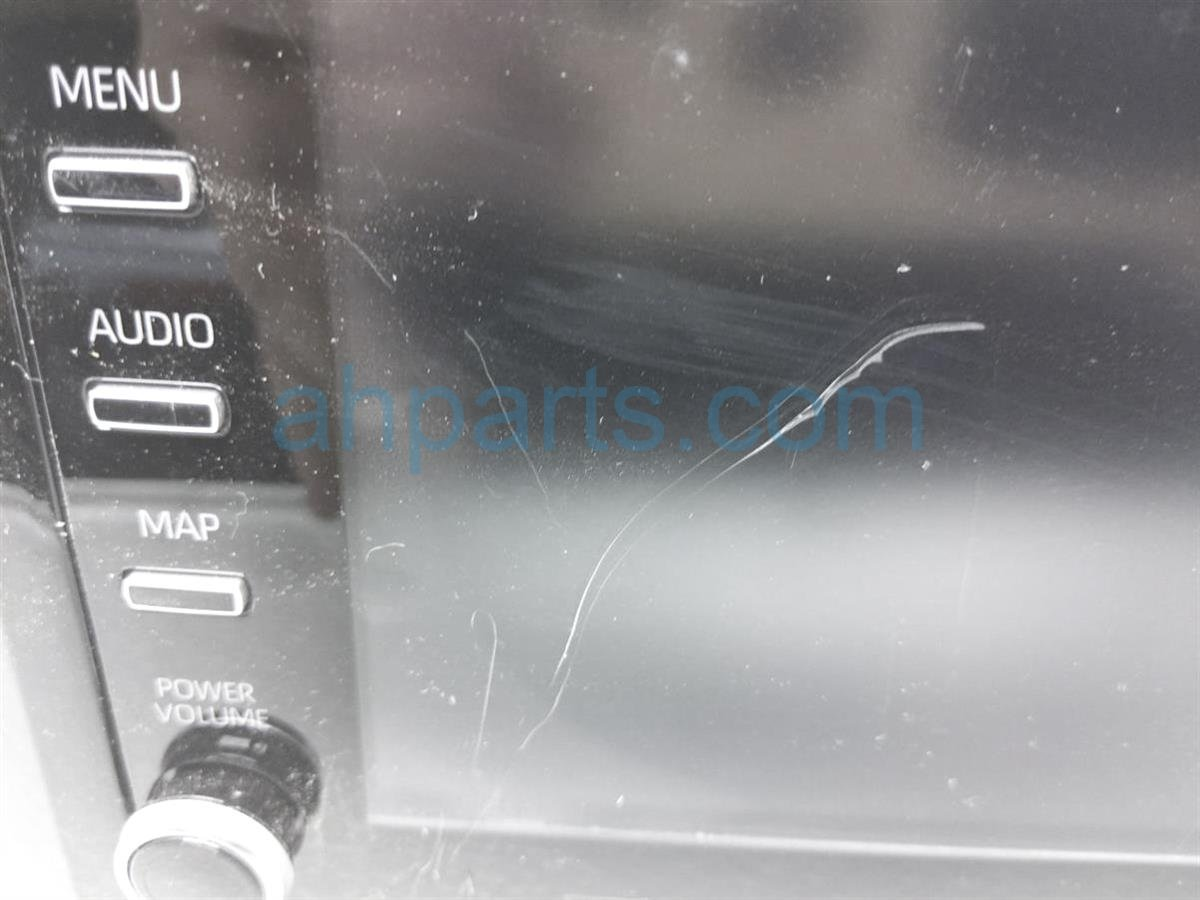 2019 Toyota Corolla Radio And Screen Display Assembly 86140 12211 Replacement