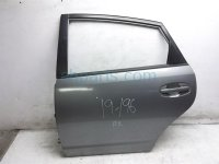 $195 Toyota RR/LH DOOR - TEAL - SHELL ONLY