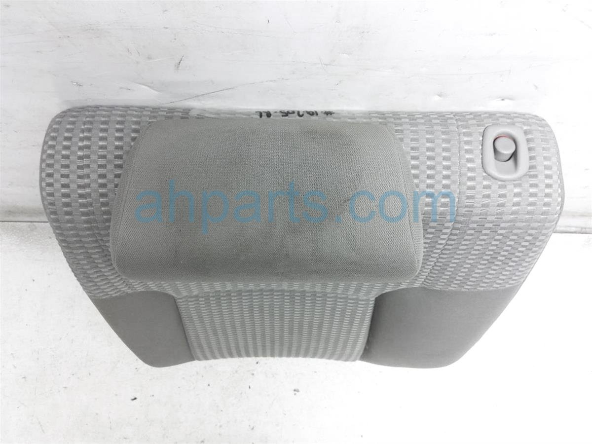 2008 Toyota 4 Runner Back (2nd Row) Rear Driver Seat Upper Portion Gray Cloth 71078 35760 B2 Replacement