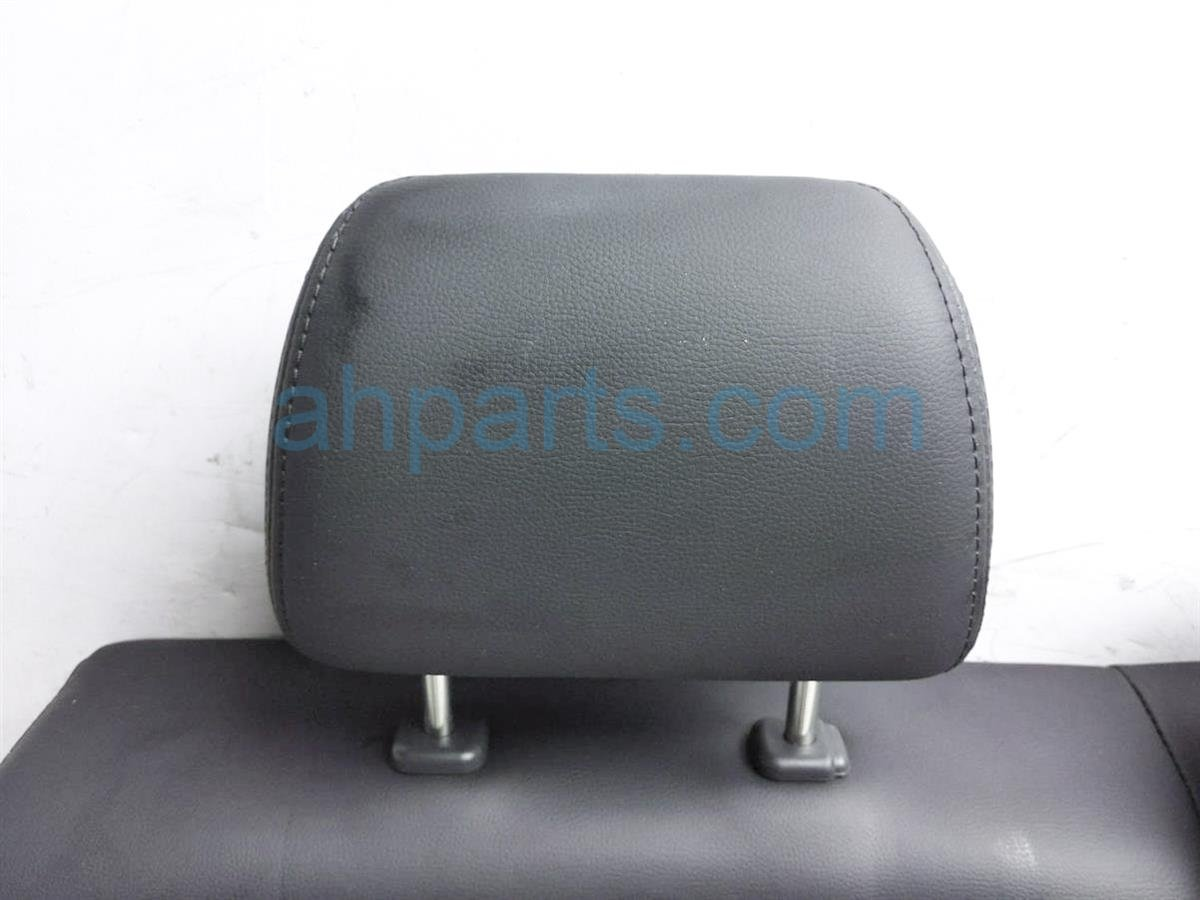 2014 Subaru Outback Legacy (2nd Row) Rear Passenger Seat Back Cushion   Black Lthr 64350AJ62AVH Replacement