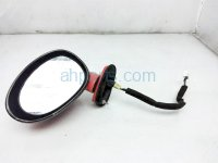 $99 Mazda LH SIDE VIEW MIRROR - RED - SCRATCHS