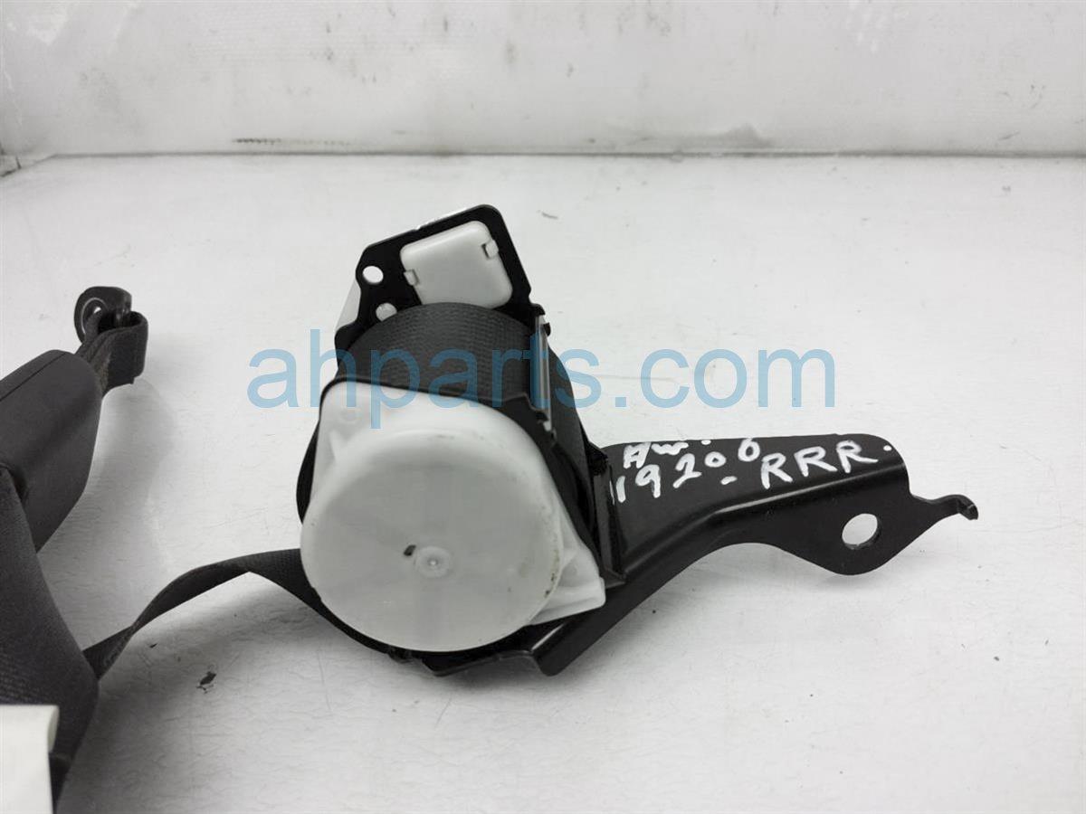 2016 Subaru WRX Rear Passenger Seat Belt   Black 64660FJ020VI Replacement