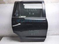 $789 Honda RR/RH DOOR - BLACK - NO INSIDE PANEL