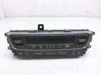 $75 Honda HEATER/AC CONTROL(ON DASH)