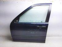 $250 Honda FR/LH DOOR - BLUE  - SHELL ONLY