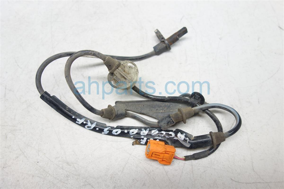 2005 Honda Accord Front passenger ABS SENSOR 57450 SDA A02 57450SDAA02 Replacement