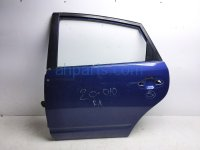 $195 Toyota RR/LH DOOR - BLUE - SHELL ONLY