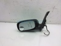 $65 Toyota LH SIDE VIEW MIRROR - BLUE - SCRATCH