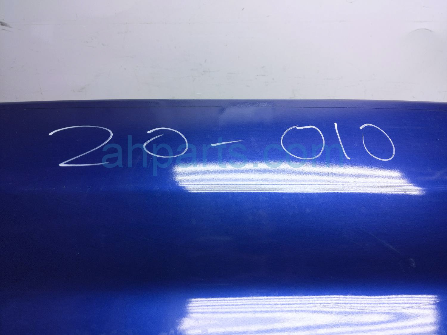 2008 Toyota Prius Rear Bumper Cover   Blue   52159 47903 Replacement