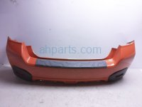 $225 Subaru REAR BUMPER COVER - ORANGE