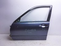 $175 Lexus FR/LH DOOR - BLUE  - SHELL ONLY