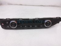 $75 Toyota HEATER / AC CONTROL (ON DASH)