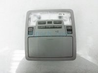 $130 Toyota MAP LIGHT / ROOF CONSOLE - GRAY