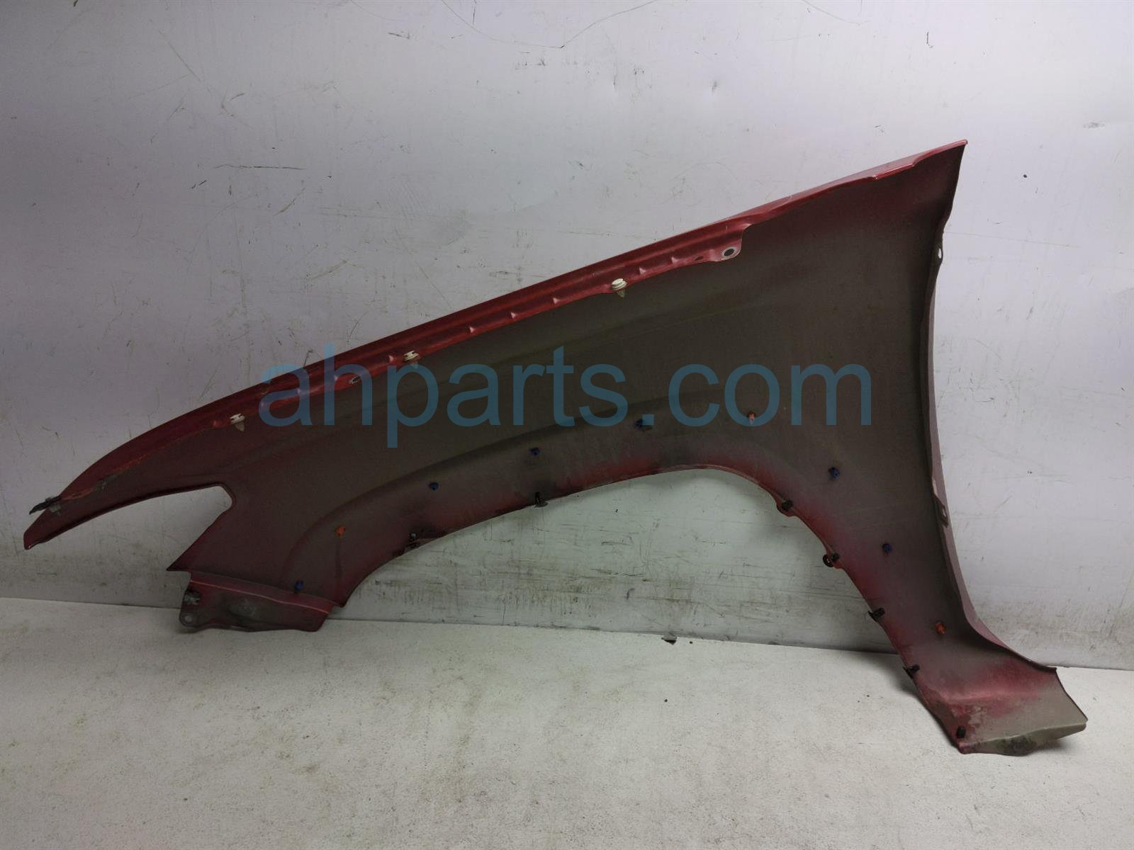 2017 Toyota Tacoma Front Passenger Fender   Red     53811 04120 Replacement