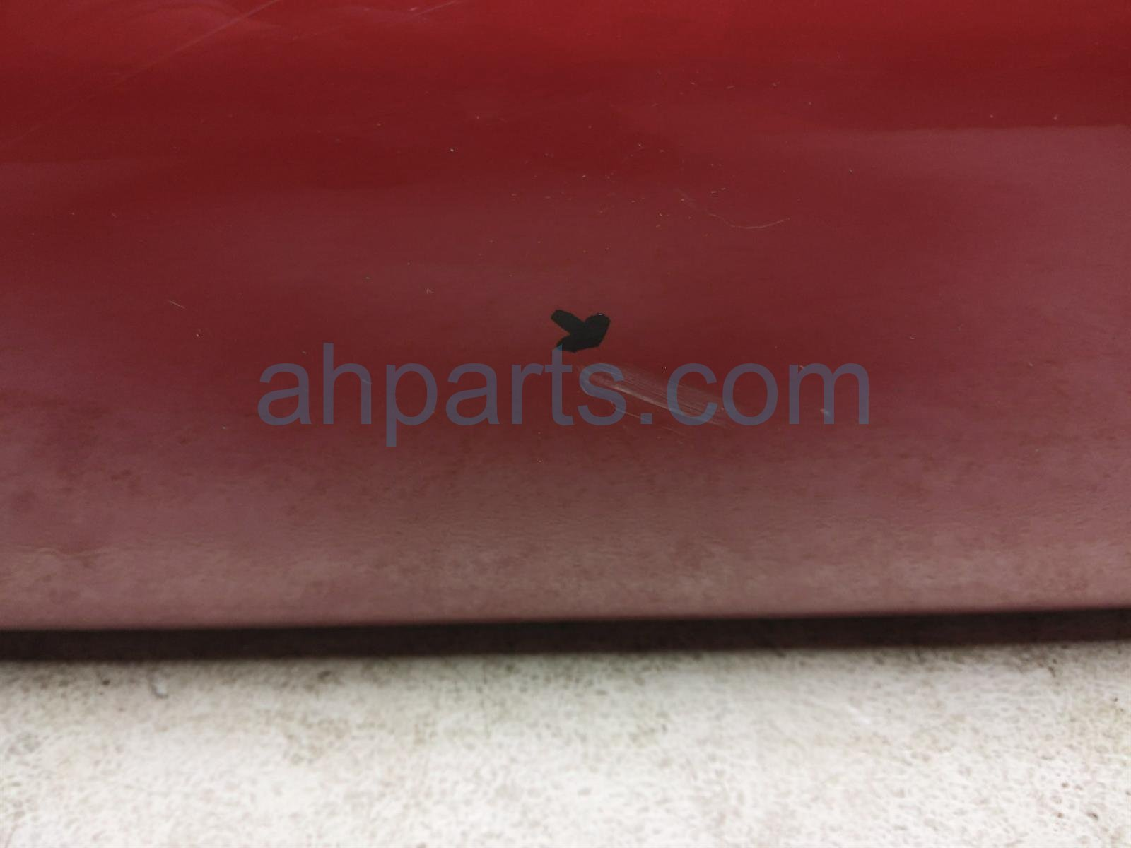 2017 Toyota Tacoma Front Passenger Door   Red   No Mirror/panel 67001 04210 Replacement