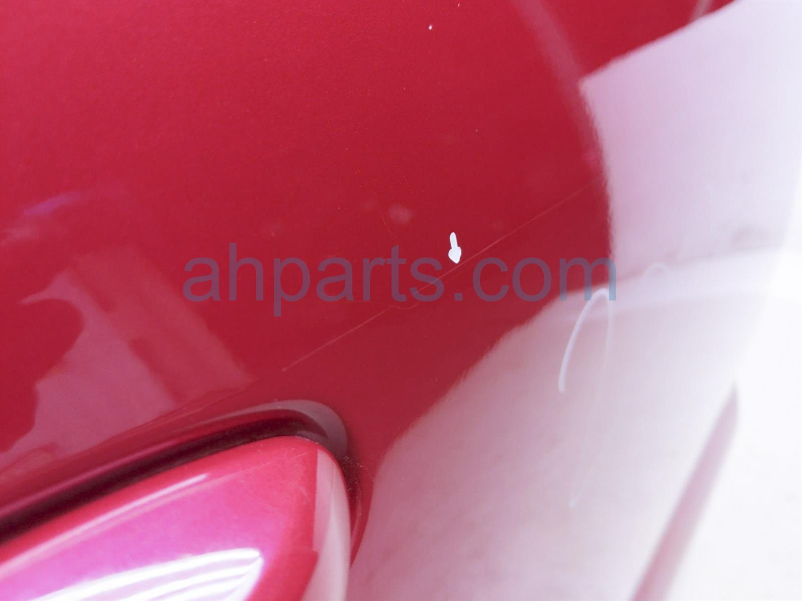 2017 Toyota Tacoma Rear Passenger Door   Red   No Inside Panel 67003 04120 Replacement