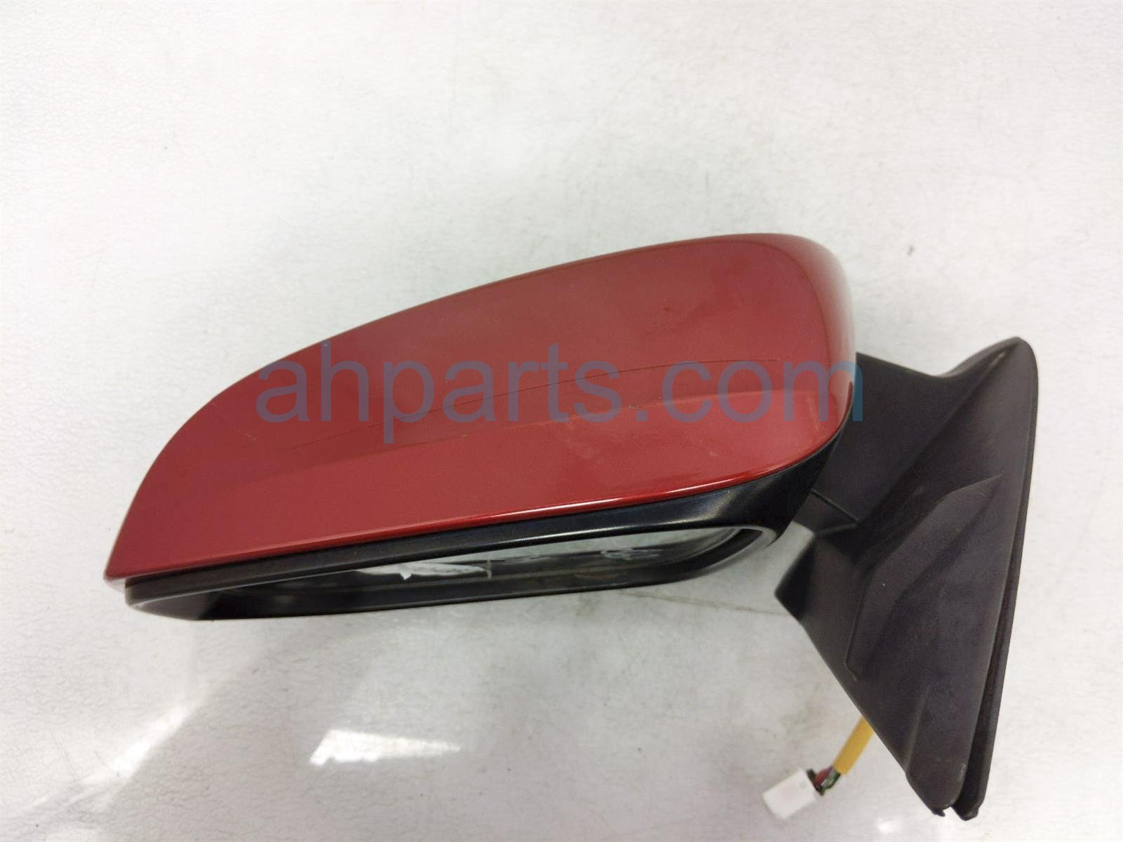 2017 Toyota Tacoma Rear Driver Side View Mirror   Red 87940 04250 Replacement