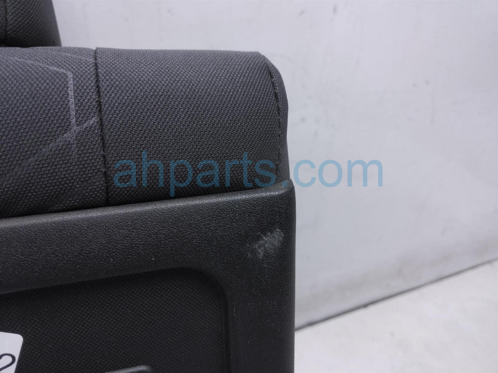 2017 Toyota Tacoma Back (2nd Row) Rear Driver Seat Upper Portion   Black 71078 04112 C6 Replacement