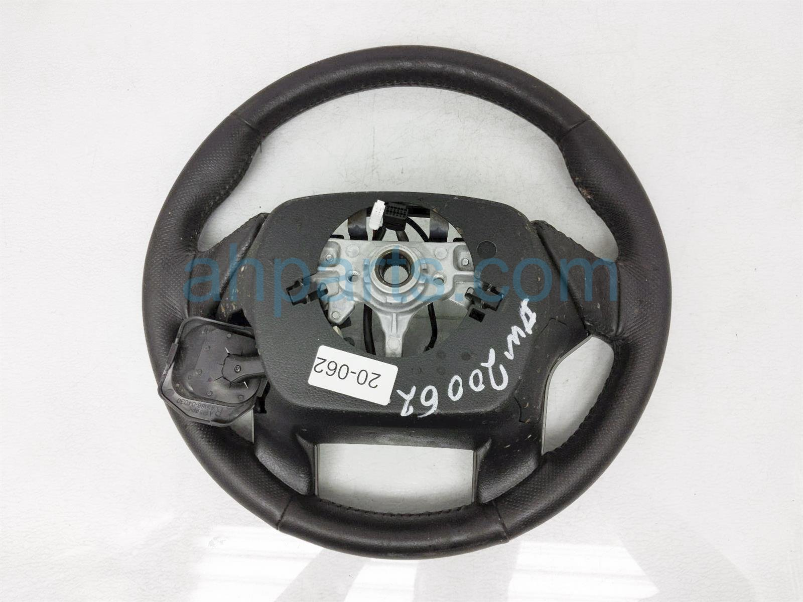 2017 Toyota Tacoma Steering Wheel   Black Leather 45100 04321 C0 Replacement