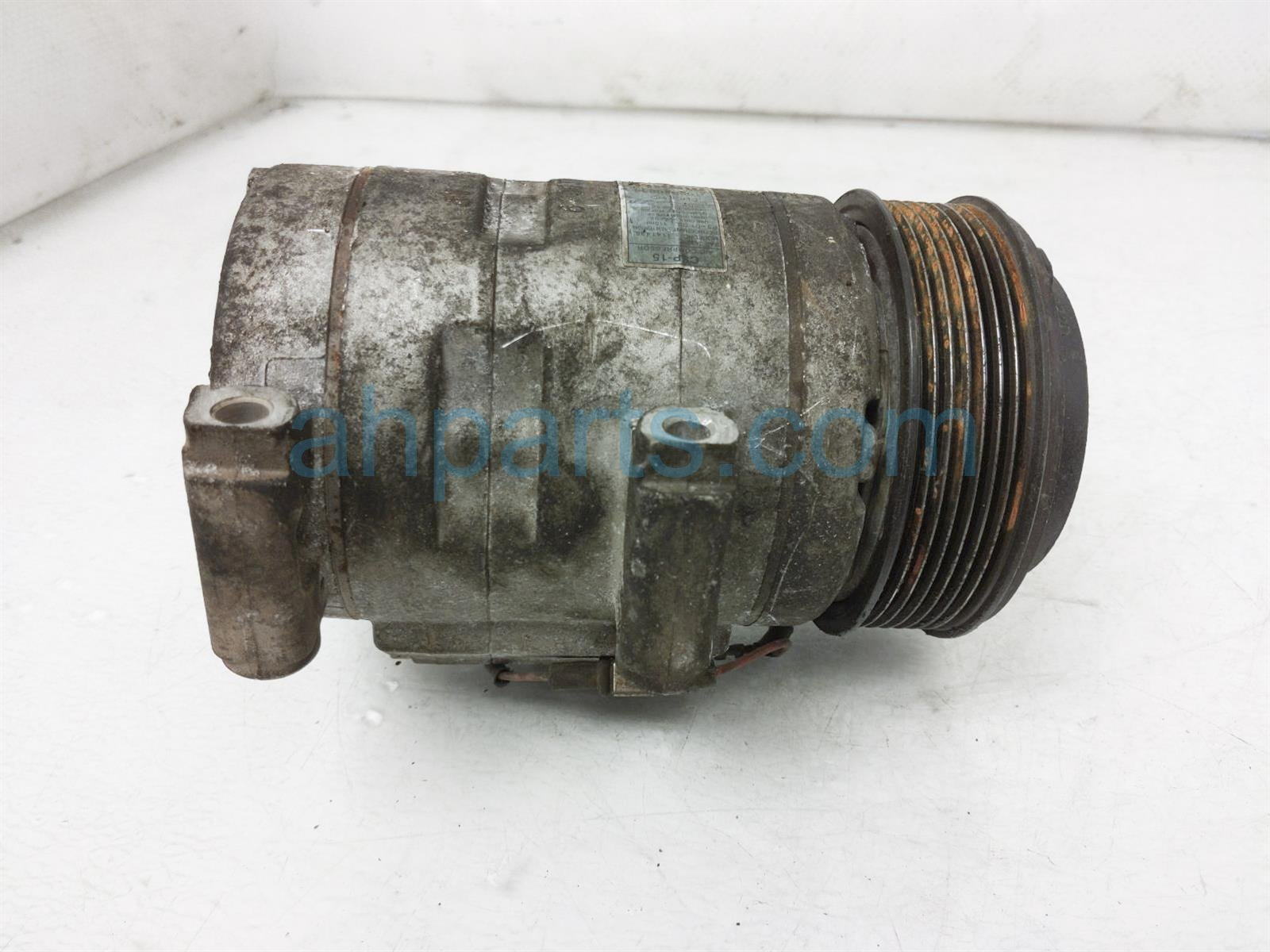 2017 Toyota Tacoma Air + Clutch Ac Pump / Compressor 88320 04070 Replacement