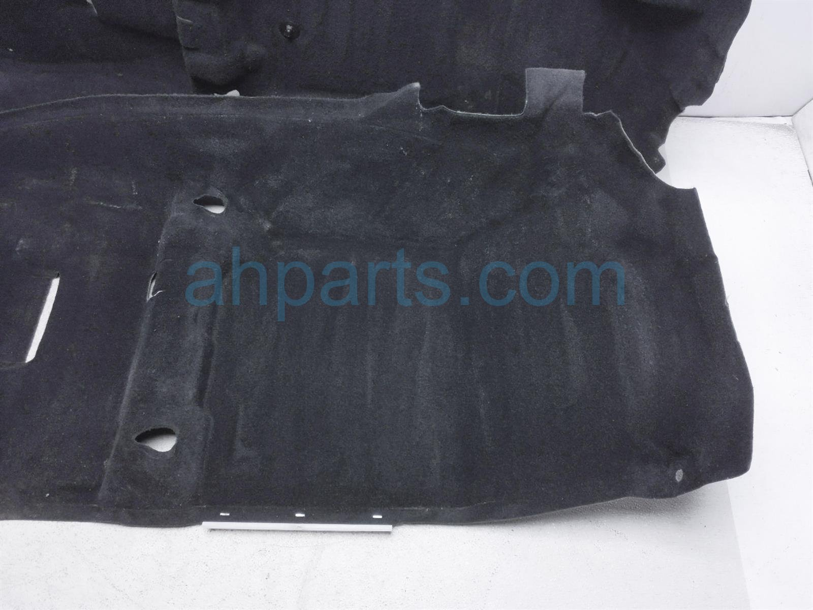 2017 Toyota Tacoma Front / Ground Floor Carpet   Black   58510 04A80 C1 Replacement