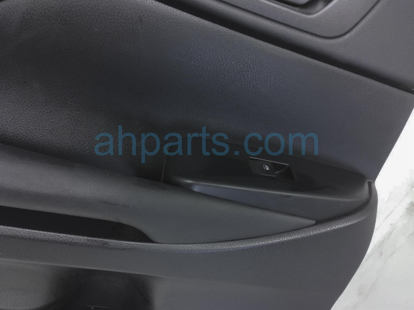 2014 Toyota Highlander Trim / Liner Rear Driver Interior Door Panel   Black 67640 0E751 C2 Replacement