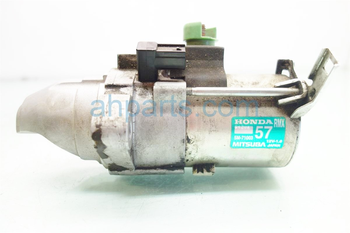 2006 Honda Civic Motor STARTER HYBRID Replacement
