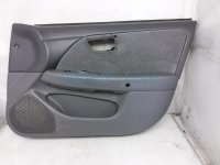 $45 Toyota FR/RH INTERIOR DOOR PANEL - GREY