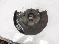 $50 Toyota FR/RH SPINDLE KNUCKLE HUB - 2.2L AT