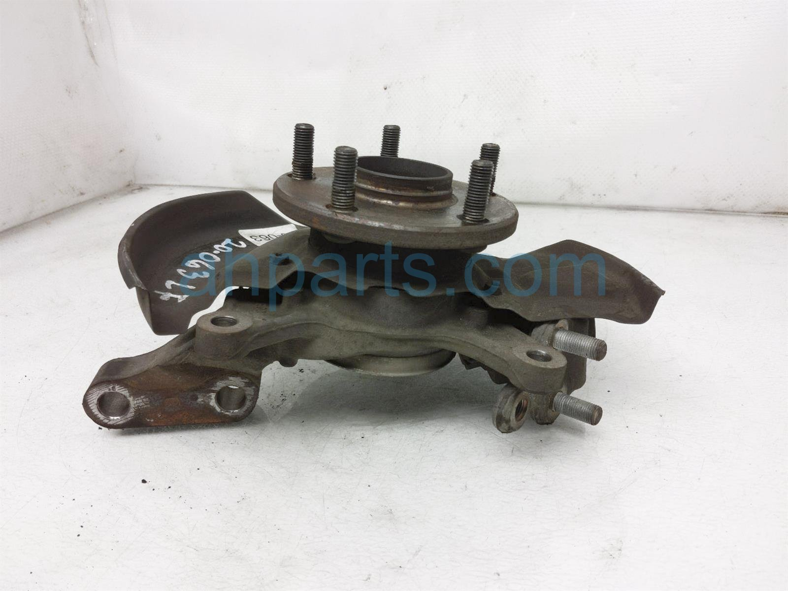 2001 Toyota Camry Front Driver Spindle Knuckle Hub   2.2l At 43212 33060 Replacement