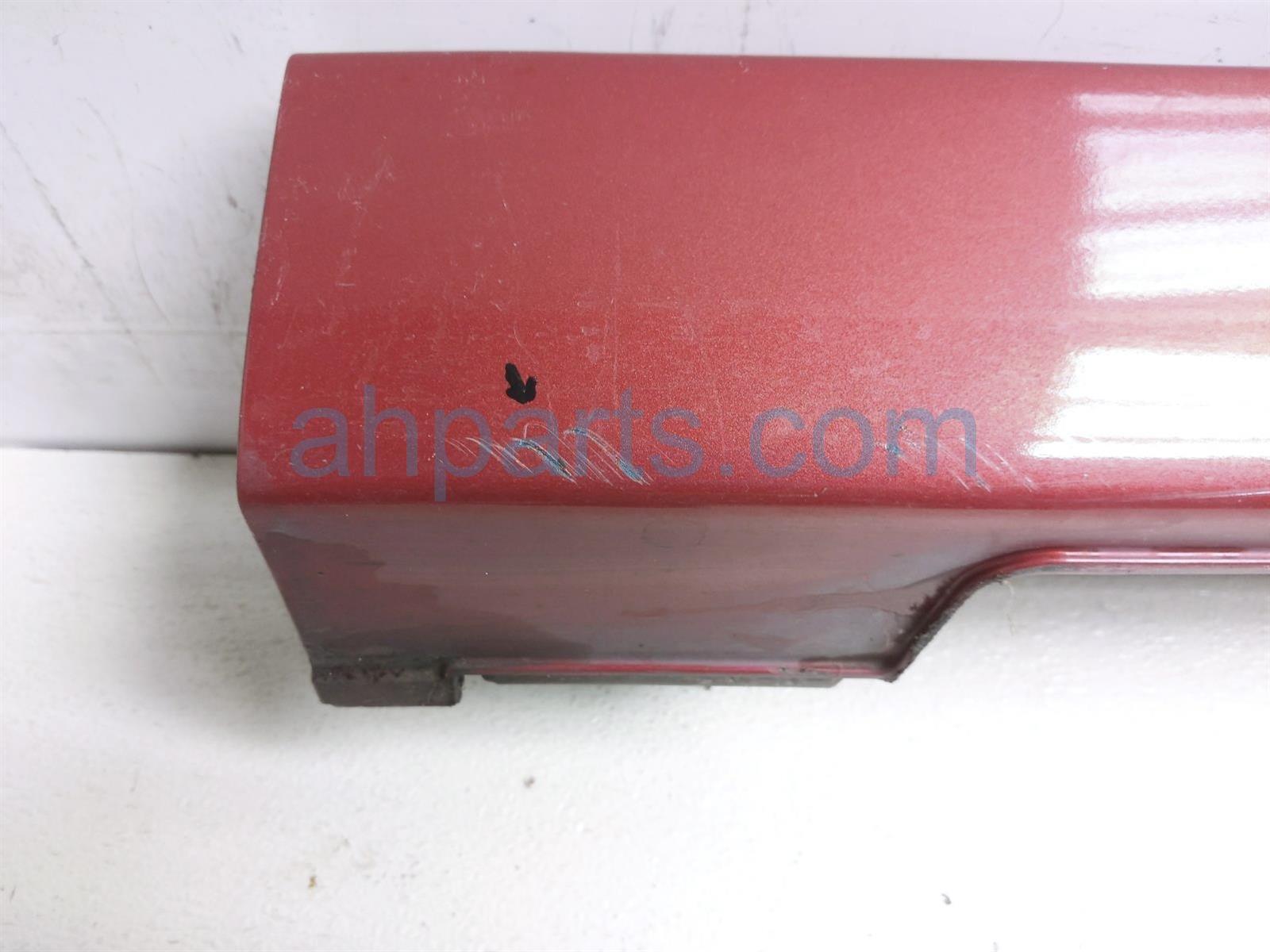 2007 Honda Accord Rocker Trim Passenger Side Skirt / Molding   Red 71800 SDA A11ZS Replacement