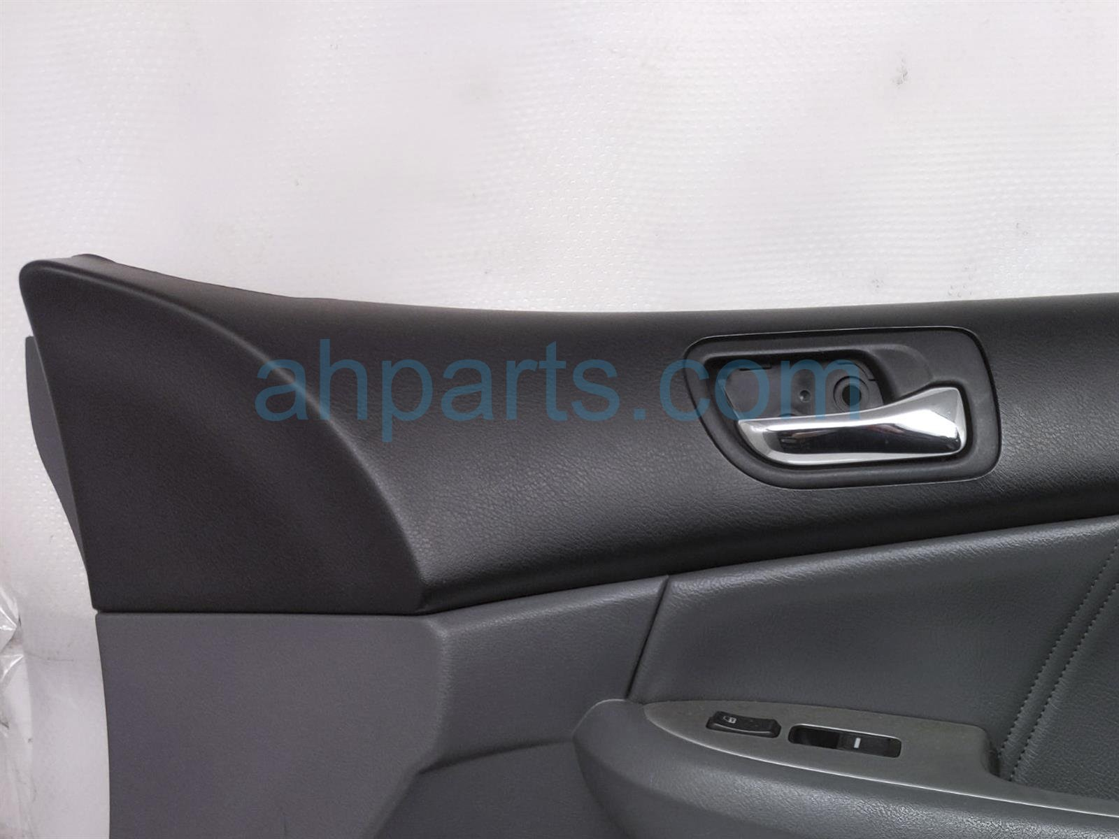 2007 Honda Accord Trim / Liner Front Passenger Interior Door Panel   Grey 4dr 83500 SDB A91 Replacement