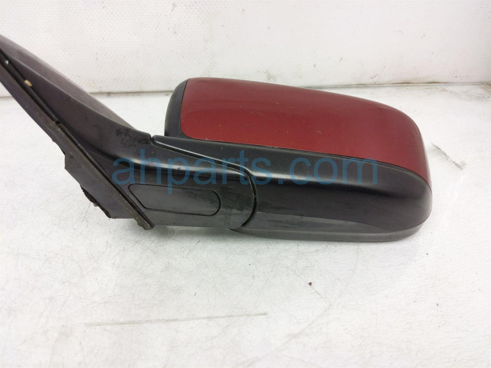 2007 Honda Accord Rear Driver Side View Mirror   Red 76250 SDA A23ZP Replacement