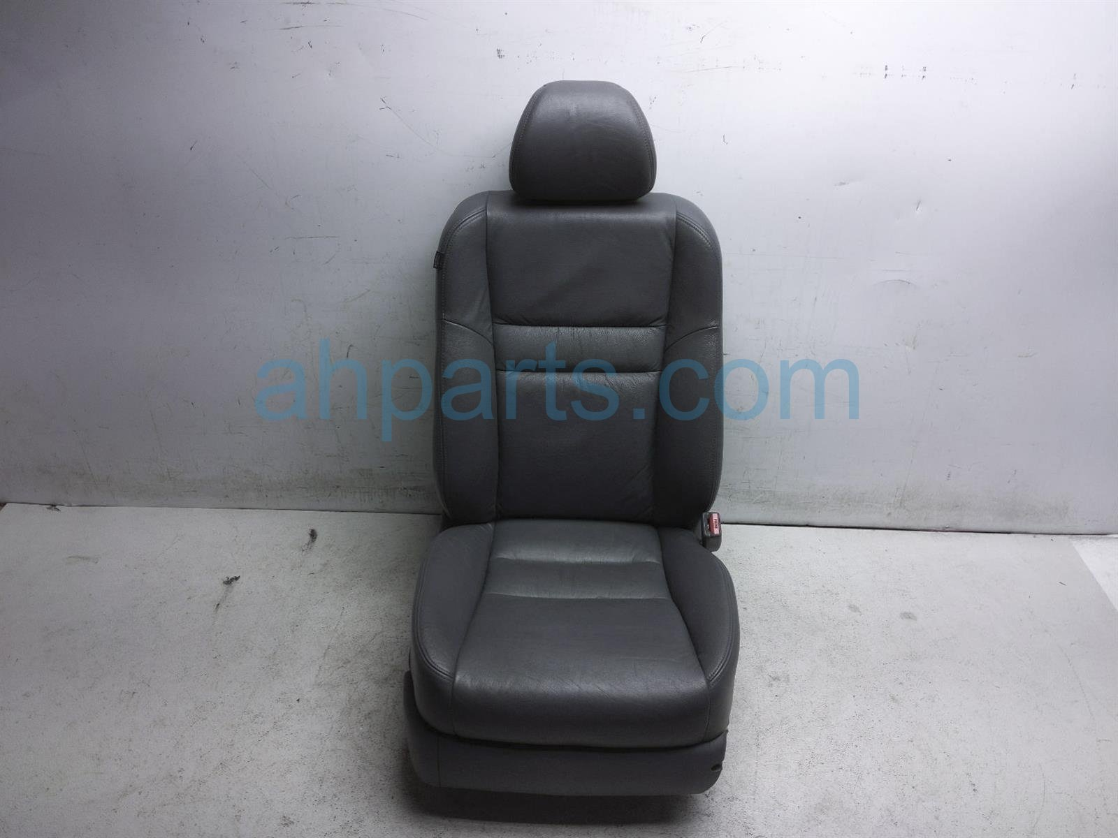 2007 Honda Accord Front Passenger Seat   Grey   W/o Airbag 81131 SDB L71ZB Replacement