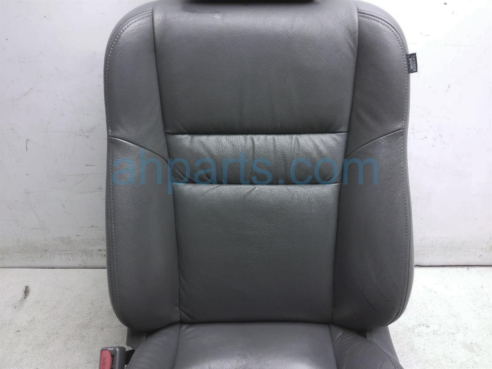 2007 Honda Accord Front Driver Seat   Grey   W/o Airbag 81531 SDB A71ZB Replacement