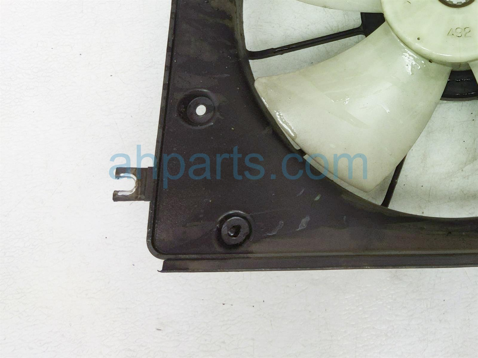 2007 Honda Accord Cooling Radiator Fan Assembly 19015 RCA A01 Replacement