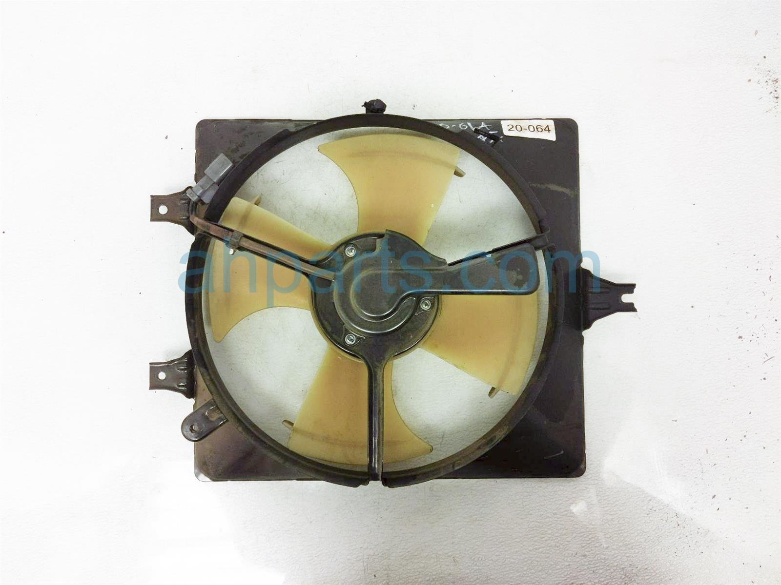 2007 Honda Accord Cooling Ac Condenser Fan Assembly 38611 RCA A01 Replacement