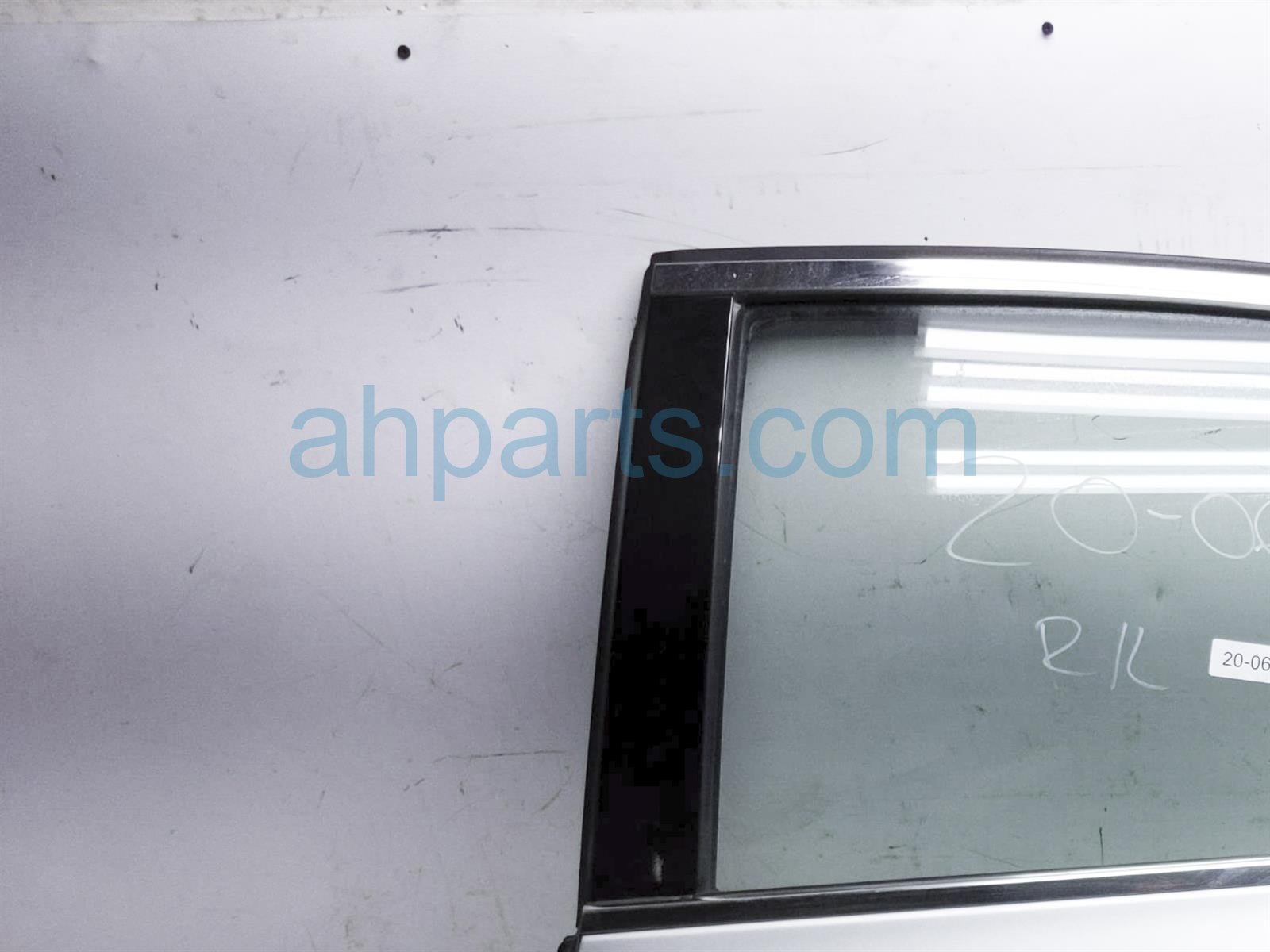 2011 Infiniti G37 Rear Driver Door   Silver   Shell Only HBA0A JK0MA Replacement