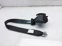 $30 Infiniti 2ND ROW LH SEAT BELT - BLACK