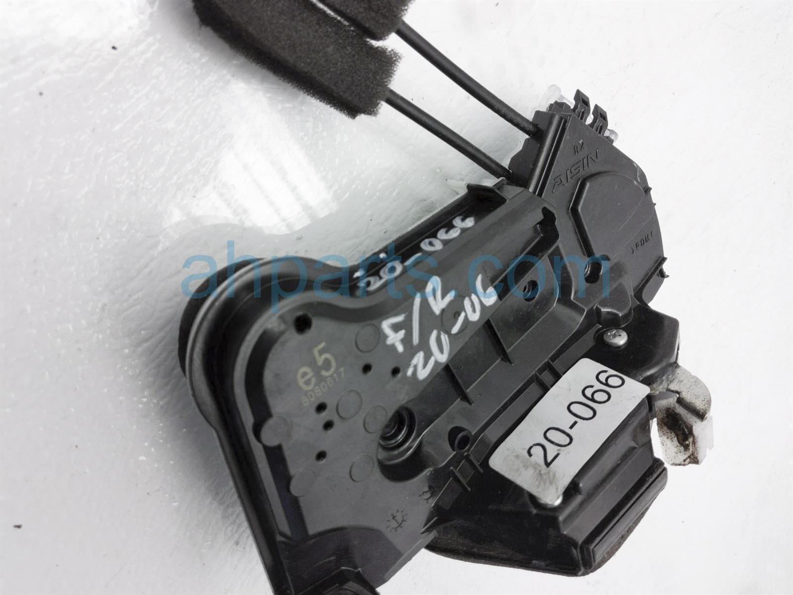 2018 Honda Clarity Front Passenger Door Actuator Lock 72110 TRT A01 Replacement