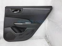 $190 Honda RR/RH INTERIOR DOOR PANEL - BLACK