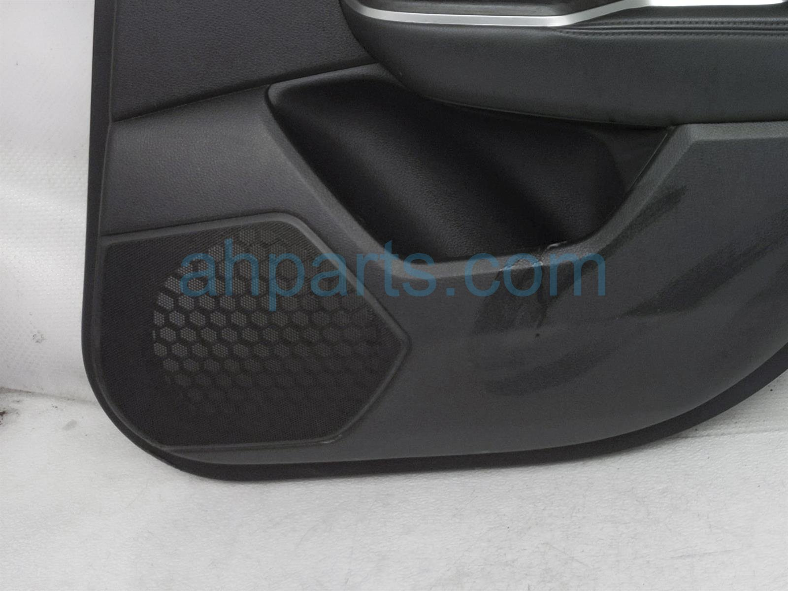 2018 Honda Clarity Trim / Liner Rear Passenger Interior Door Panel   Black 83701 TRW A21ZB Replacement