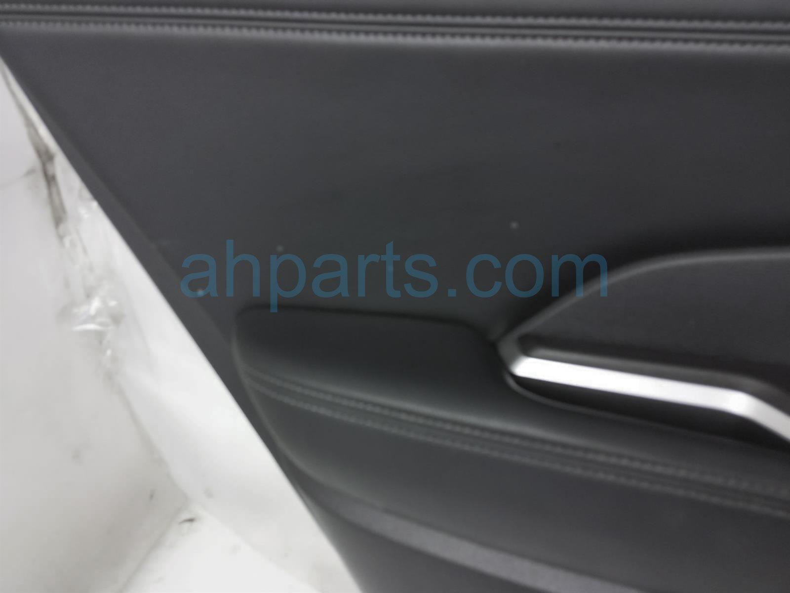 2018 Honda Clarity Trim / Liner Rear Driver Interior Door Panel   Black 83751 TRW A21ZB Replacement