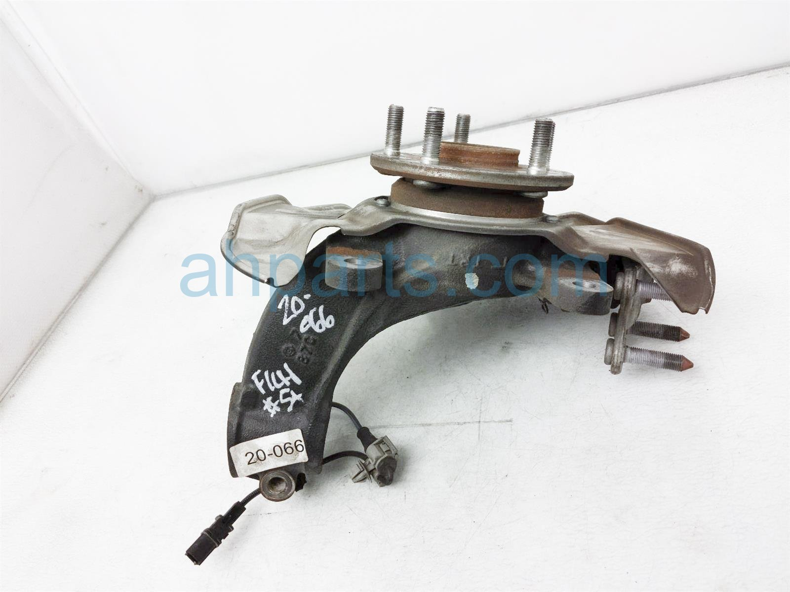 2018 Honda Clarity Front Driver Spindle Knuckle Hub 51216 TRT A01 Replacement