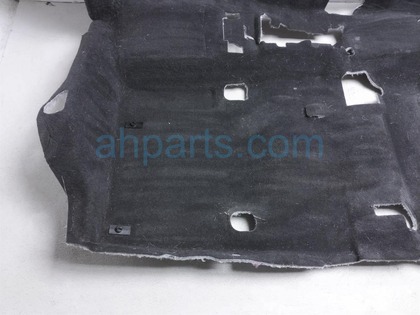 2018 Honda Clarity Front / Ground Floor Carpet   Black 83301 TRV A11ZA Replacement