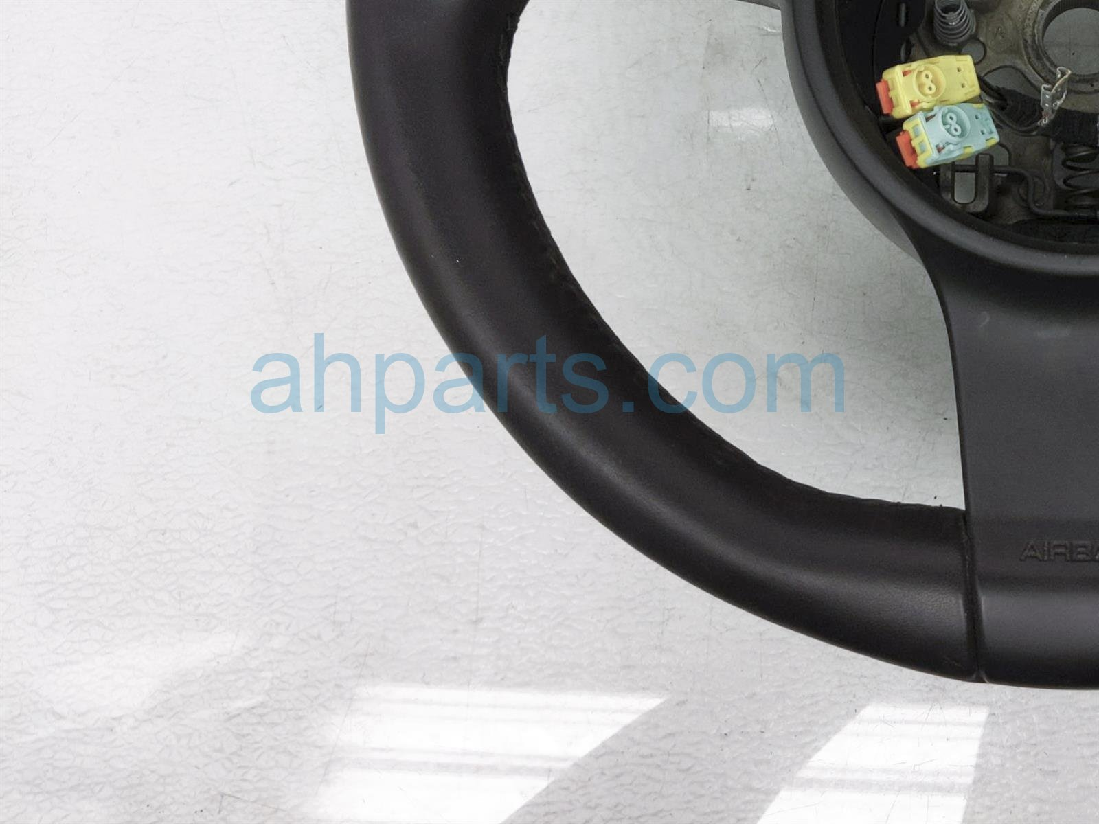 2011 Porsche Cayman Steering Wheel   Black Leather 997 347 803 D6 A34 Replacement