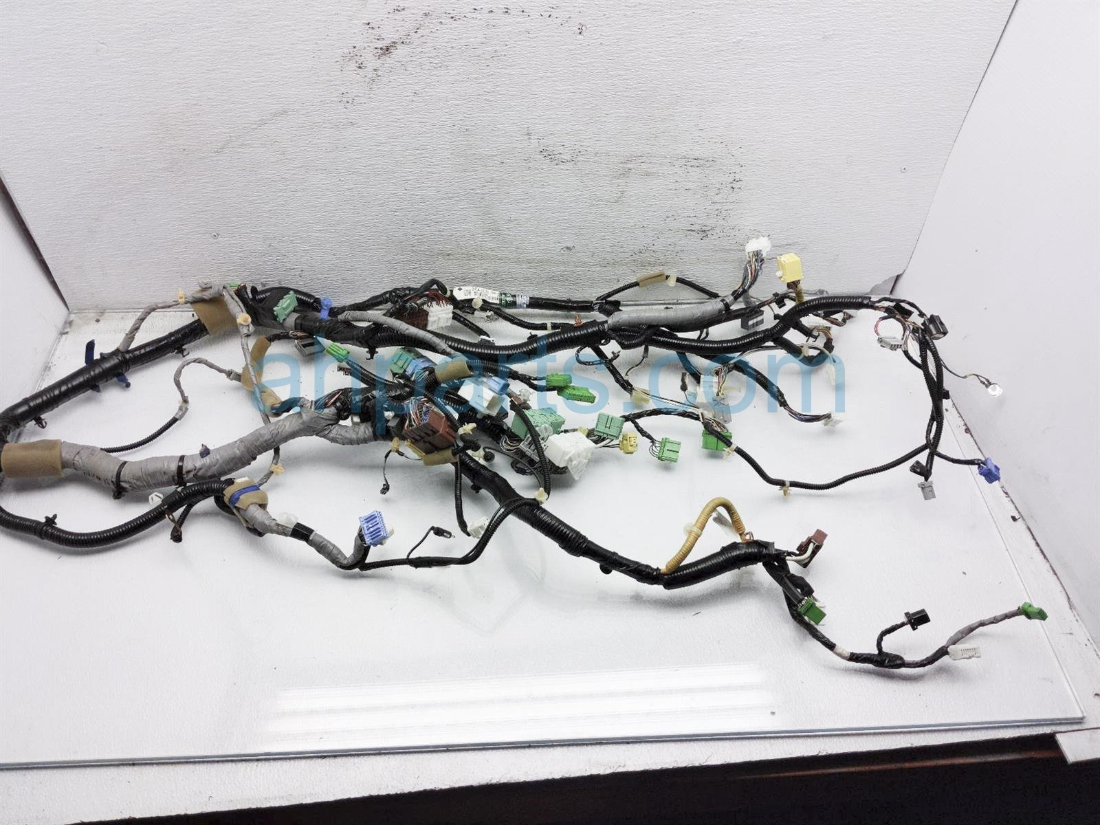 2007 Honda Accord Dashboard Instrument Wire Harness 32117 SDB A23 Replacement