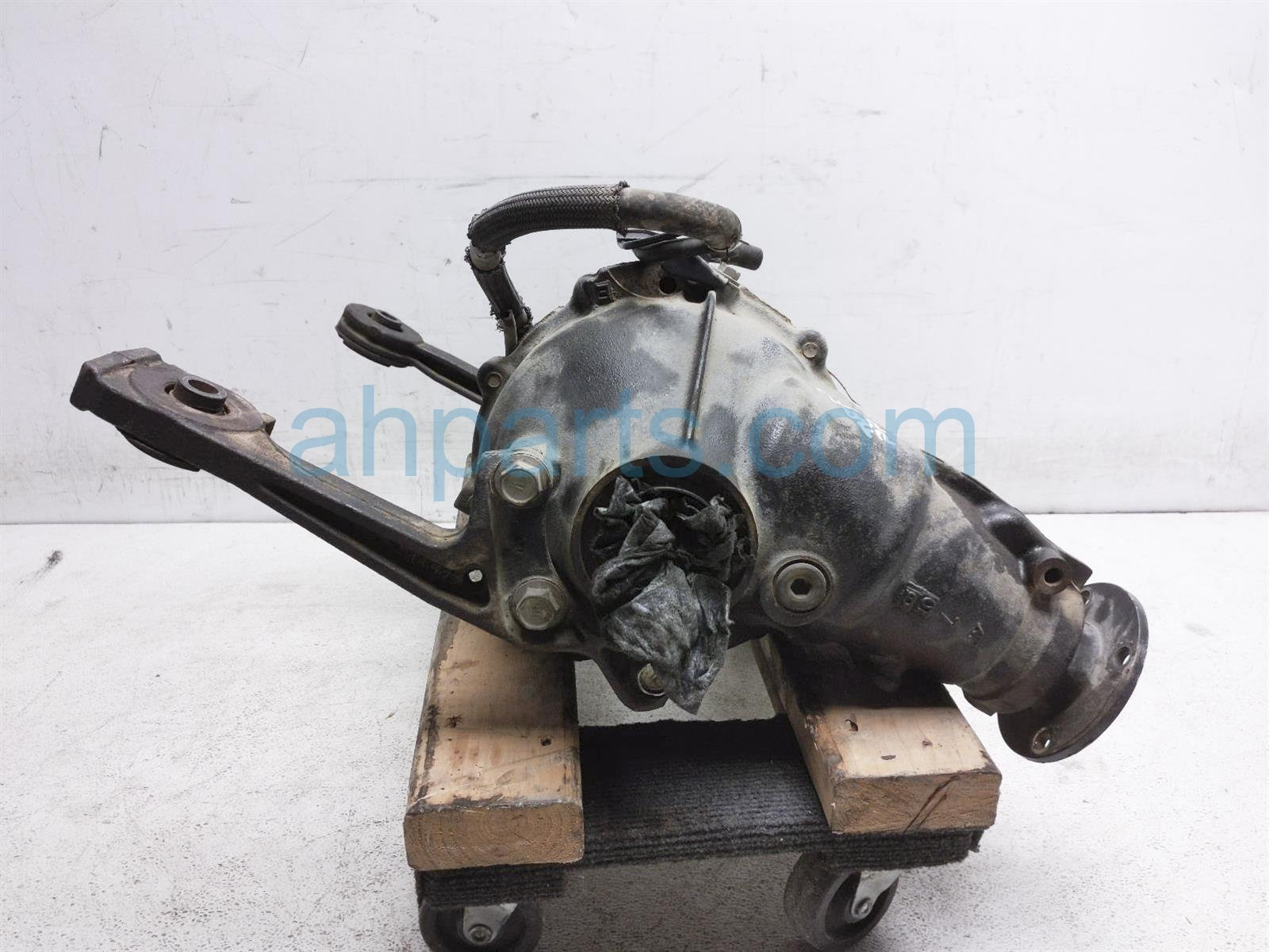 2017 Toyota Tacoma Front Differential Assy 41110 35D71 Replacement