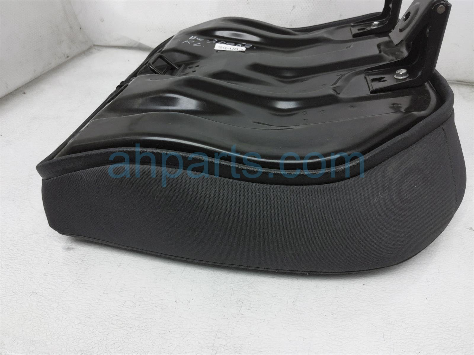 Sold 2017 Toyota Tacoma Back (2nd Row) Rear Driver Seat Lower Portion   Black 71076 04160 C0 Replacement