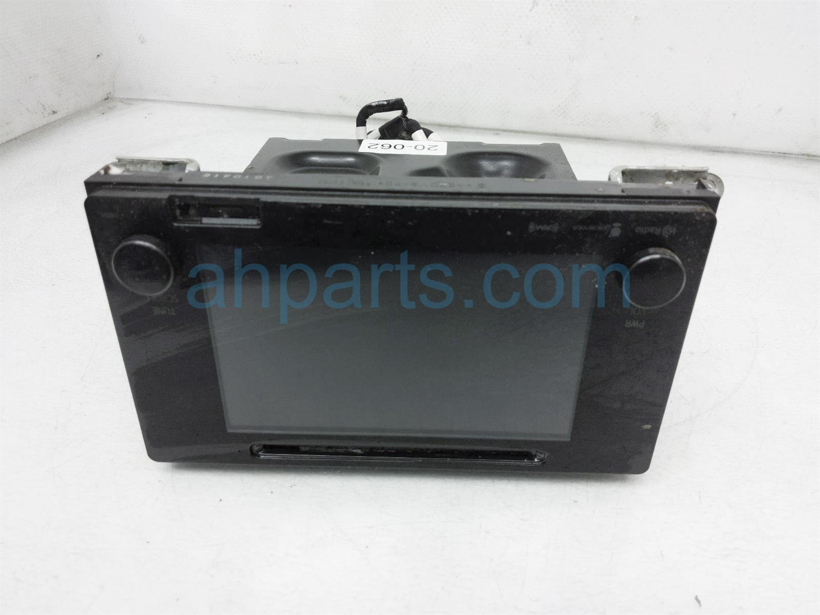 2017 Toyota Tacoma Am/fm/cd Radio Display Assy 86100 04160 Replacement
